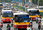 Hà Nội lại đề xuất tăng xe buýt để giảm ùn tắc