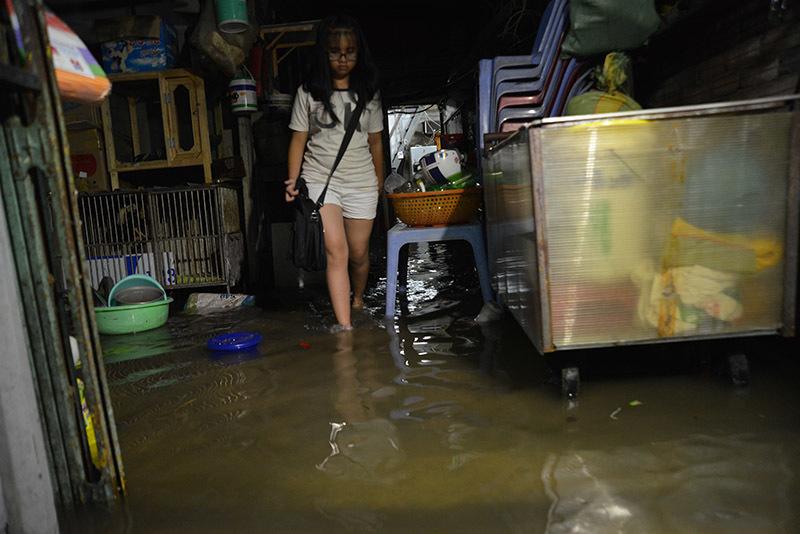 Sài Gòn, triều cường, Tp.HCM, ngập, lụt
