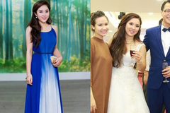 Bảo Trâm Idol khéo giấu cân nặng trong đám cưới bí mật