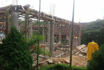 Ngang nhiên tiếp tục xây dựng không phép tại Yên Tử