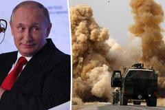 Mục tiêu lý tưởng của Putin ở Syria thành hiện thực?