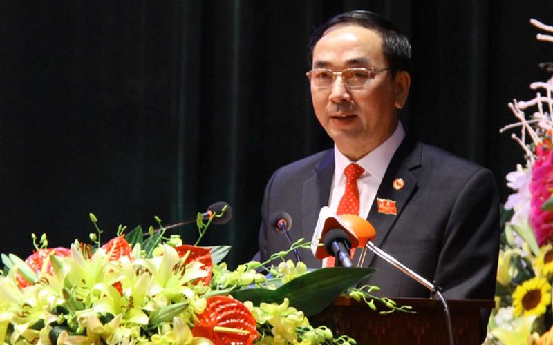 Tân Bí thư Thái Nguyên được công nhận là Phó Giáo sư