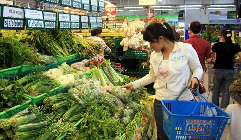 Dân giàu sống sạch: Mỗi tháng 5 triệu tiền rau