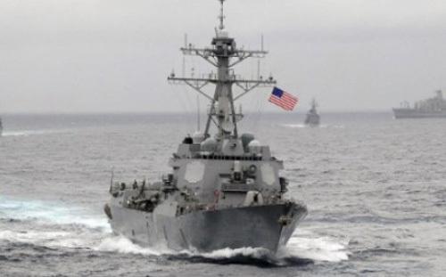 Mỹ, TQ, tàu khu trục, tuần tra, đảo nhân tạo, Biển Đông, đường lưỡi bò, chủ quyền, Trường Sa