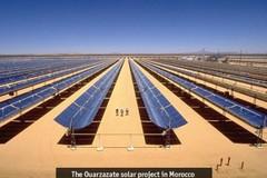 Ma-rốc xây dựng nhà máy điện mặt trời lớn nhất châu Phi