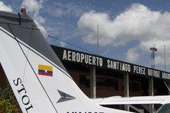 Máy bay chở khách của Colombia bị không tặc