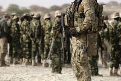 Mỹ triển khai đặc nhiệm tới Syria