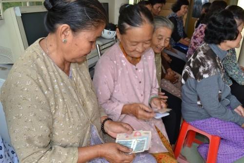 2016: Tăng lương hưu thêm 250 ngàn đồng/tháng