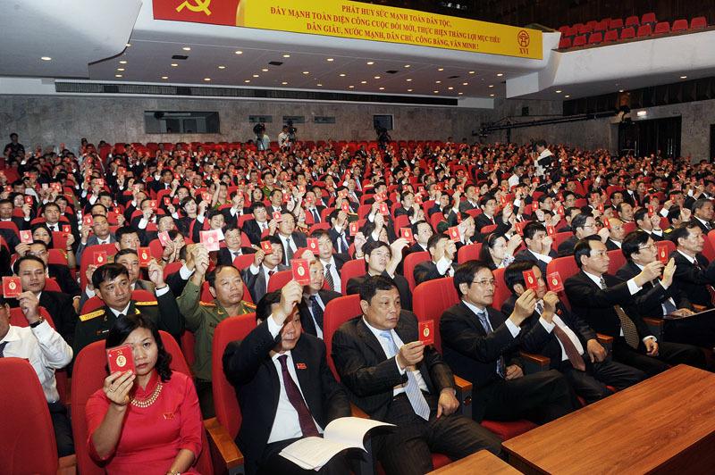 Đại hội Đảng, Hà Nội, Tổng Bí thư, nhân sự, lãnh đạo