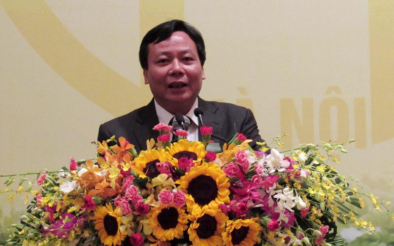 Phân công ông Phạm Quang Nghị chỉ đạo Thành ủy Hà Nội