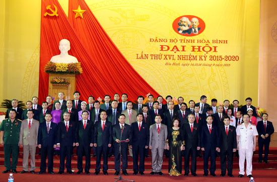 bí thư tỉnh ủy, Đại hội, Đảng bộ, Hà Nội, tái đắc cử
