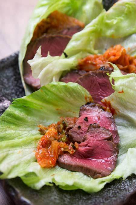 thịt bò, món ngon, bò xào, Hàn Qốc
