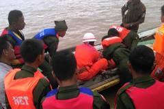 Lật tàu ở Myanmar, ít nhất 6 người thiệt mạng