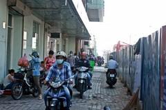 Nhiều 'lô cốt' xuất hiện trở lại trên đường phố Sài Gòn