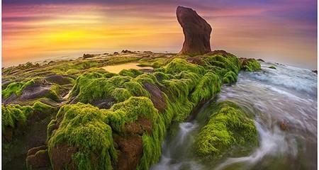 Cảnh thiên nhiên tuyệt đẹp ở 3 miền đất nước