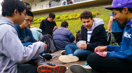 du học sinh, Hoa Kỳ, San Francisco, lịch sử, văn học, toán học, hóa học
