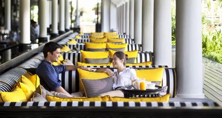 Khu nghỉ dưỡng sang trọng nhất Châu Á 2015 ở Đà Nẵng