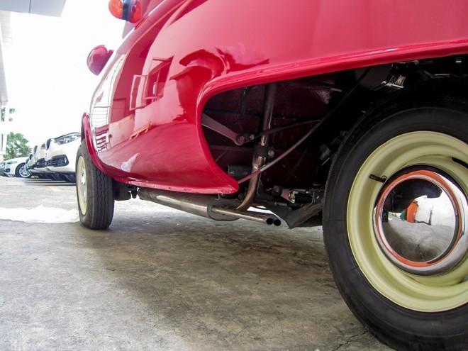 Xế độc BMW tiết kiệm xăng xuất hiện tại Sài Gòn
