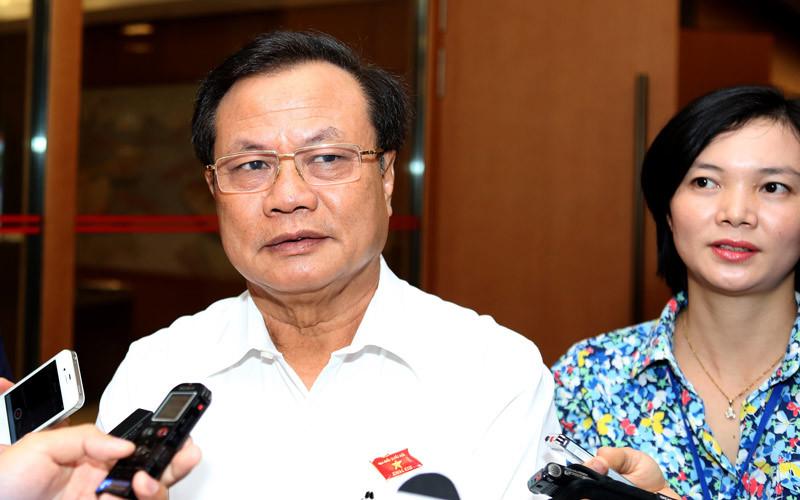 Quy hoạch ông Nguyễn Đức Chung nằm trong chuẩn bị của HN