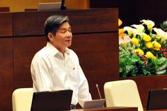 Bộ trưởng Vinh: Nhiều người có nhà toàn đứng tên con