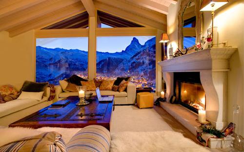 Vòng quanh thế giới ngắm những ngôi nhà có view 'đẹp đến nghẹt thở'