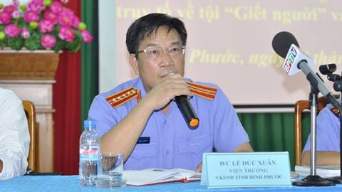 thảm án,thảm án Bình Phước,Nguyễn Hải Dương,Vũ Văn Tiến