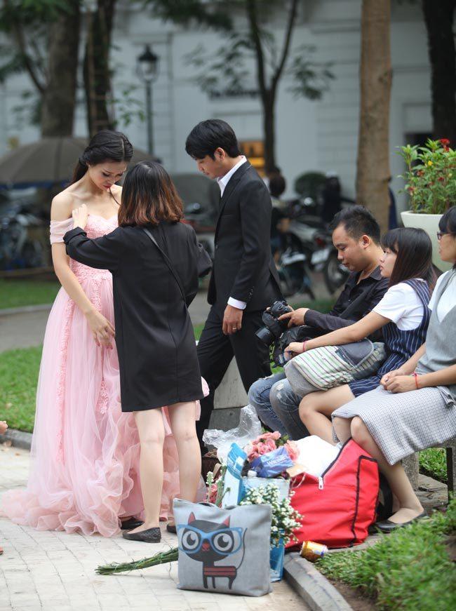 chụp ảnh, mùa cưới, Tràng Tiền,
