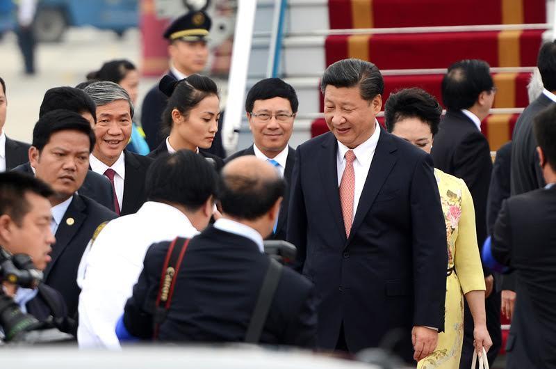 Quốc tế rộn ràng về chuyến thăm của ông Tập Cận Bình