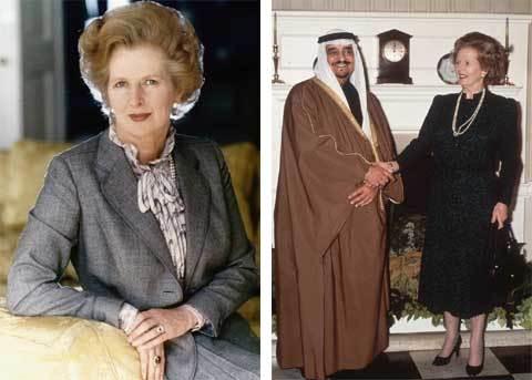 phụ nữ, quyền lực, Thatcher, bà đầm thép, trang phục