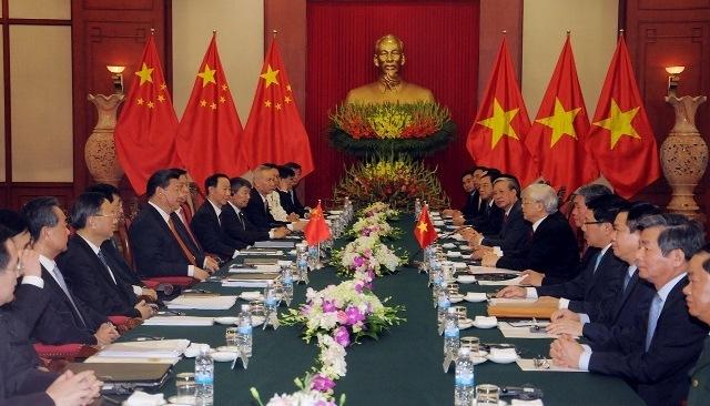 Việt - Trung kiểm soát tốt bất đồng trên biển