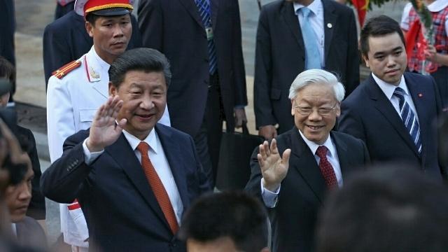 2017, Chủ tịch TQ Tập Cận Bình sẽ trở lại Việt Nam