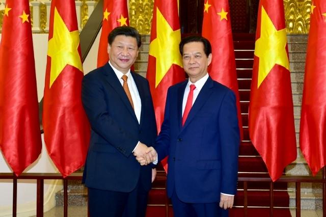 Việt - Trung cần nghiên cứu phi quân sự hóa ở Biển Đông