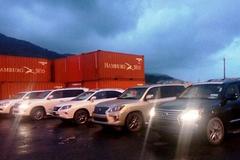 Đà Nẵng sung công 5 siêu xe nhập lậu