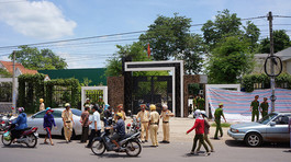 Sẽ xét xử lưu động vụ thảm án Bình Phước gần hiện trường