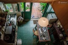 Căn nhà vintage độc đáo giữa phố cổ Hà Nội