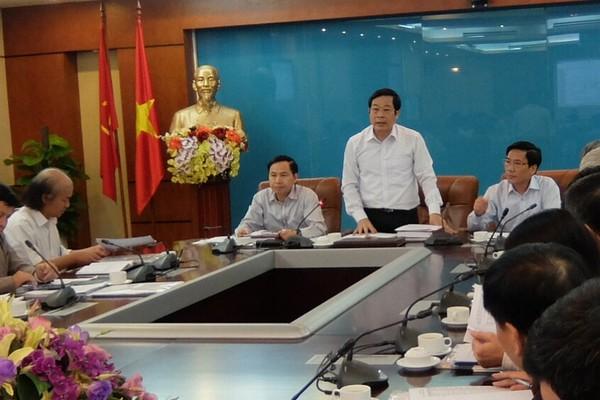 11/2015: Trình Chính phủ phê duyệt Khu CNTT Yên Bình