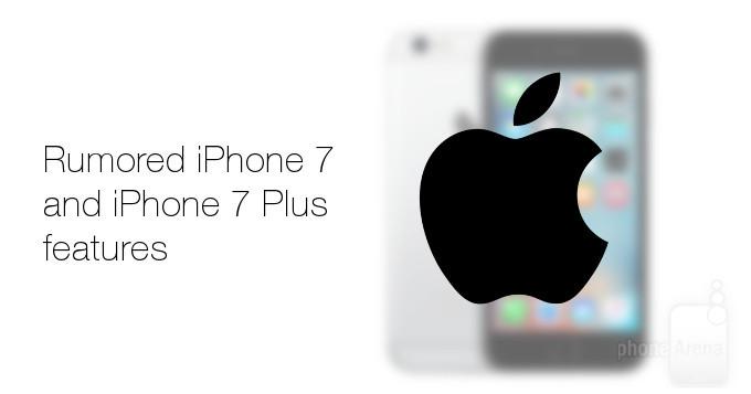 Những tin đồn gây sốc nhất về iPhone 7