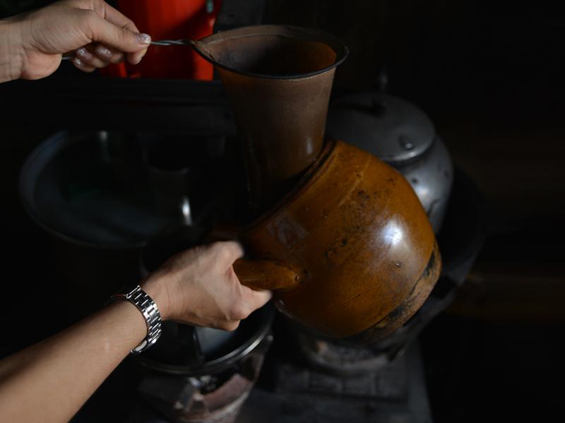 cafe vợt, cafe sài gòn, cafe
