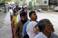 Myanmar tiến hành cuộc bầu cử lịch sử