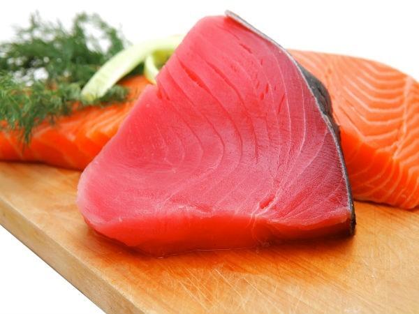 Khế, cà rốt, cá ngừ., sức khỏe