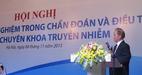 Khoảng 20% dân số Việt nhiễm virus viêm gan B