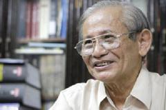 Nghe GS Phan Huy Lê nói về nguy cơ môn lịch sử bị xóa bỏ