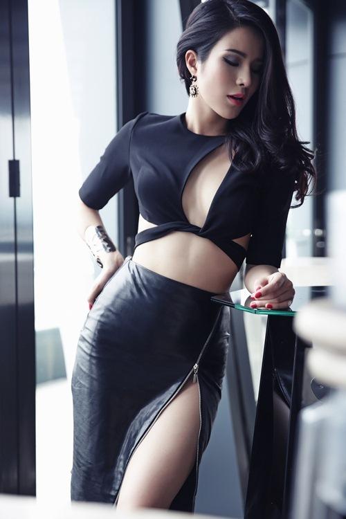 VietNamNet, ca sĩ Pha Lê, người mẫu Phương Mai,