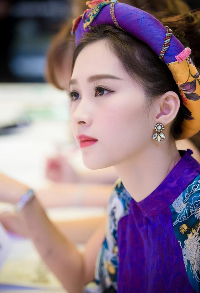 VietNamNet, Hoa hậu Thu Thảo, hình ảnh khác lạ