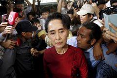 """Đảng cầm quyền  Myanmar thừa nhận """"thua nhiều hơn thắng"""""""
