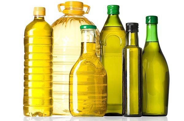 dầu ăn, dầu thực vật, mỡ lợn