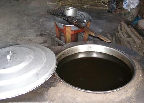 Công nghệ sản xuất cơm cháy chà bông: Kinh hoàng bẩn