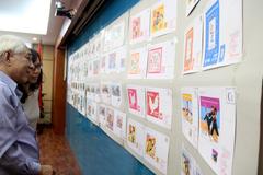 Phát hành 6 bộ tem trong năm 2016