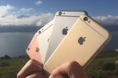 iPhone 6S không bán chạy như Apple tưởng