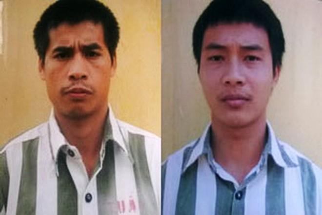Hàng trăm cảnh sát truy lùng 2 tù nhân nguy hiểm vượt ngục